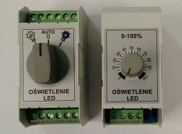 Przełącznik i regulator sygnału 0-10V